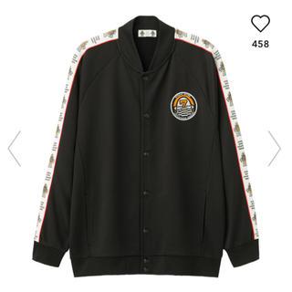 ジーユー(GU)の【即完】GU トラックジャケット コラボ(ブルゾン)