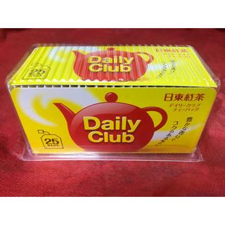 デイリークラブ ティーバッグ 25入り  おまとめ時の割引単価169円(茶)