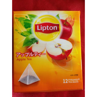 リプトン アップルティー 12入り  おまとめ時の割引単価259円(茶)