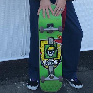 クルキッド(KROOKED)のスケートボード コンプリート(スケートボード)