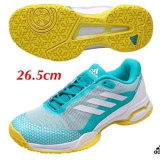 アディダス(adidas)の2018アディダス バリケードクラブ26.5テニスシューズ新品未使用(シューズ)