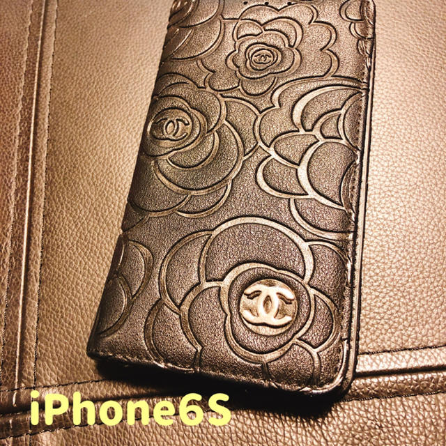 CHANEL iPhone6sケース📲の通販 by _____ayaxx's shop|ラクマ