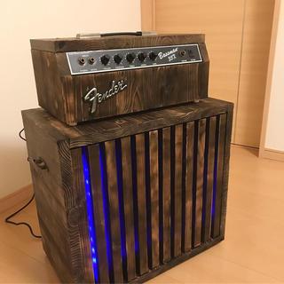 フェンダー(Fender)の【外装リメイク】ベースアンプ【Fender BassMan35X】(ベースアンプ)