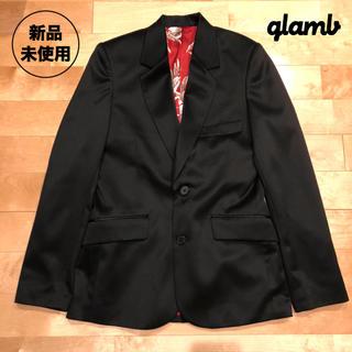 グラム(glamb)の[新品•未使用] glamb フロリアテーラードジャケット (2018AW品)(テーラードジャケット)