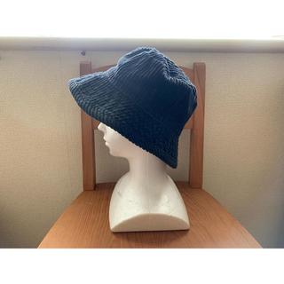ニューヨークハット(NEW YORK HAT)の【NEW YORK HAT&CAP CO.】コーデュロイ バケットハット(ハット)