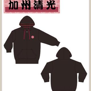 「ドン・キホーテ」×「刀剣乱舞」限定コラボ 加州清光 ジップパーカー(パーカー)