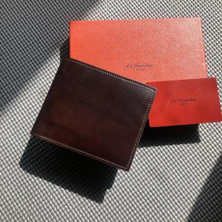 オールデン(Alden)の新品 ktルイストン コードバン 財布 ウォレット オールデン ラコタハウス (折り財布)