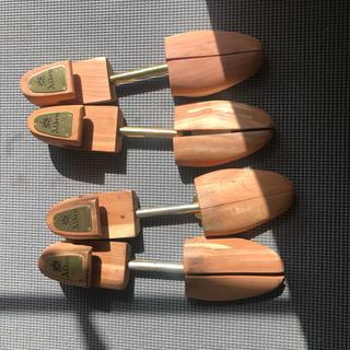 オールデン(Alden)のオールデン 純正シューツリー Mサイズ 2セット(その他)