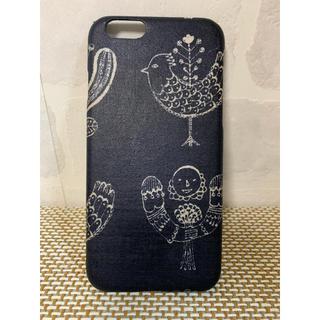 ミナペルホネン(mina perhonen)のiPhone6S   ミナペルホネンハンドメイドケース(iPhoneケース)