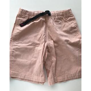 グラミチ(GRAMICCI)のグラミチ ピンクショートパンツ(ショートパンツ)