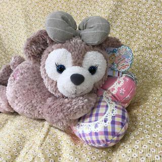 シェリーメイ(シェリーメイ)のダッフィー  ハートウォーミングデイズ  抱き枕  シェリーメイ  ぬいぐるみ(ぬいぐるみ)