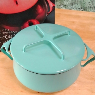 ダンスク(DANSK)のDANSK   ホーロー鍋(鍋/フライパン)