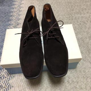 ヤンコ(YANKO)の未使用 ヤンコ  スェードブーツ  25.5(ブーツ)