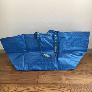 IKEA   エコバッグ  Lサイズ(エコバッグ)