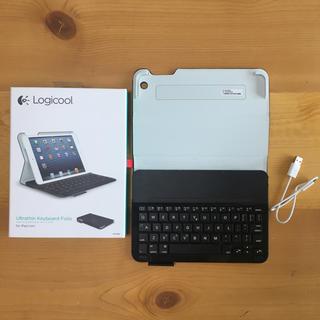 iPad - 【ロジクール】iPad mini キーボード カバー