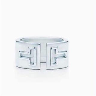 ティファニー(Tiffany & Co.)のティファニー T リング(リング(指輪))