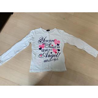 オリンカリ(OLLINKARI)の子供服 ロンT Tシャツ 140(Tシャツ/カットソー)