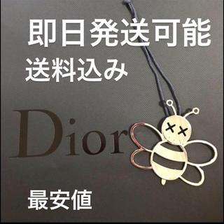 ディオール(Dior)の込 DIOR X KAWS BEE チャーム キーホルダー   (キーホルダー)