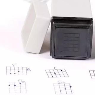 ギター・ウクレレ用コードスタンプ(ポピュラー)