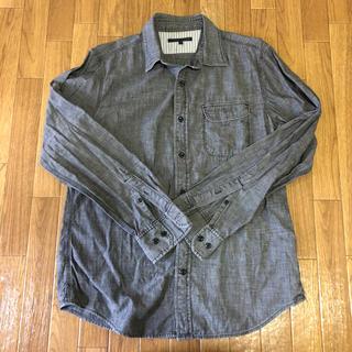 バナナリパブリック デニムシャツシャツ