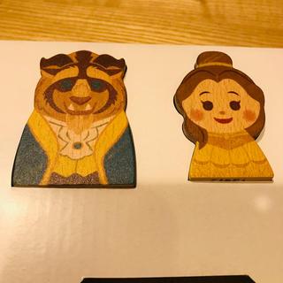 ディズニー(Disney)のKIDEA 美女と野獣セット♡(積み木/ブロック)
