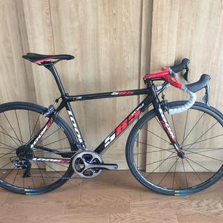 ルック(LOOK)の週末限定値下LOOK 585 ULTLA XS デュラ組ホイール無、名車 ルック(自転車本体)