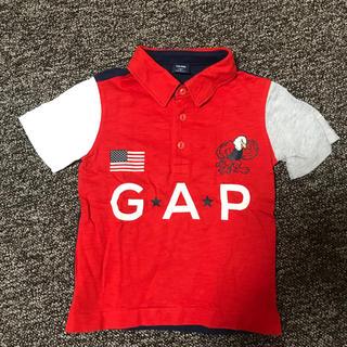 97a355835be62 ベビーギャップ(babyGAP)のbaby GAP ポロシャツ95センチ(Tシャツ カットソー