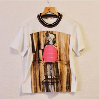 マルニ(Marni)のマルニ MARNI Tシャツ (Tシャツ(半袖/袖なし))