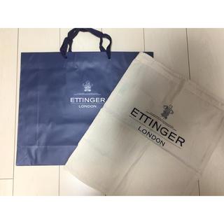 エッティンガー(ETTINGER)のエッティンガー T-45 MARSTON マーストン 定価129,600円 新品(ビジネスバッグ)