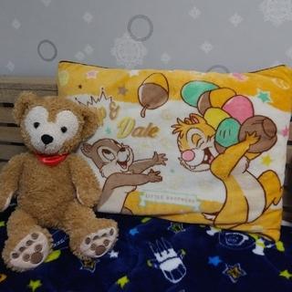ディズニー(Disney)のチップとデール 枕カバー (シーツ/カバー)