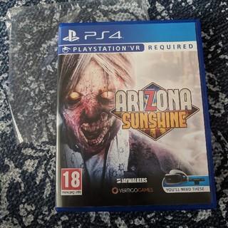 プレイステーションヴィーアール(PlayStation VR)のアリゾナ・サンシャイン Arizona Sunshine(家庭用ゲームソフト)