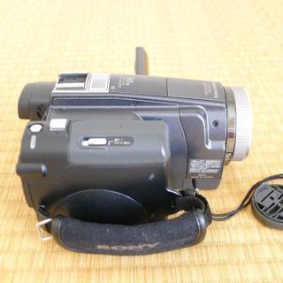 ソニー(SONY)の【SONYビデオカメラ】 HandyCam DCR-FC1000(ビデオカメラ)