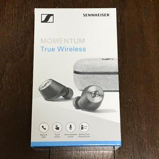 ゼンハイザー(SENNHEISER)の新品未開封 ゼンハイザーMOMENTUM True Wireless (ヘッドフォン/イヤフォン)