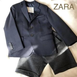 69d0e64730da8 ZARA - キッズスーツ⭐ フォーマルの通販 by mmm〜♡ s shop|ザラなら ...