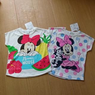 ディズニー(Disney)のDisney ミニー シャツ セット 80㎝(Tシャツ)