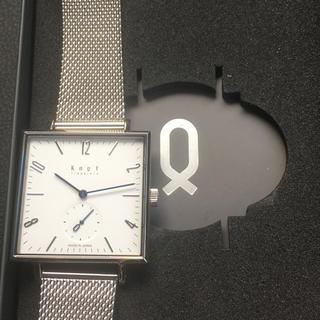 ノット(KNOT)のノット knot(腕時計(アナログ))