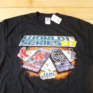 デルタ(DELTA)のTシャツ ワールドシリーズ07 XL(Tシャツ/カットソー(半袖/袖なし))