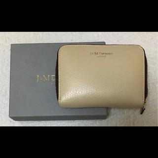 ジェイアンドエムデヴィッドソン(J&M DAVIDSON)のJ&M DAVIDSON 財布 ミニ財布 コインケース(コインケース)