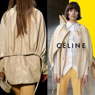セリーヌ(celine)のceline leather jacket 最終値下げ明日削除(ライダースジャケット)