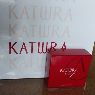カツウラケショウヒン(KATWRA(カツウラ化粧品))の②KATWRA(カツウラ化粧品) サボンエフ(洗顔料)
