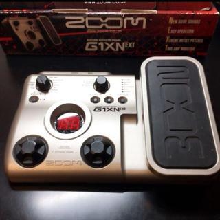 ズーム(Zoom)のZOOM G1XN 純正ACアダプタ付き(エフェクター)