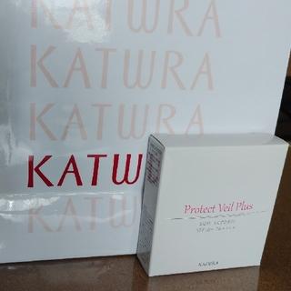 カツウラケショウヒン(KATWRA(カツウラ化粧品))の③KATWRA(カツウラ化粧品) プロテクトヴェールプラス(フェイスパウダー)