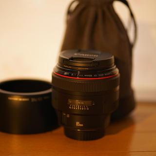 キヤノン(Canon)の【神レンズ】キヤノン EF85mm F1.2L Ⅱ USM ポートレート作品撮り(レンズ(単焦点))