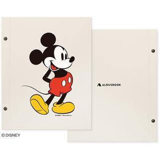 ディズニー(Disney)のALBUSBOOK ミッキー(アルバム)