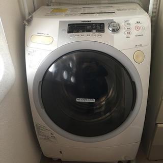 東芝 TOSHIBA  ドラム式洗濯機  ご購入前にコメント下さい。