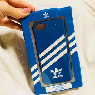 アディダス(adidas)の新品未使用、アディダス、iPhone7ケース、adidas、スマホケース正規品(iPhoneケース)
