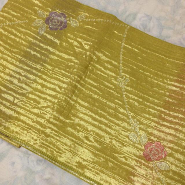 帯 浴衣に☆ レディースの水着/浴衣(和装小物)の商品写真