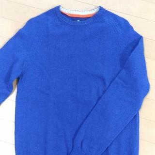トランスコンチネンツ(TRANS CONTINENTS)のセーター 中古b(ニット/セーター)