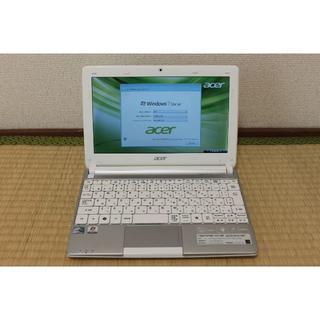 エイサー(Acer)のAcer Aspire One D270-F61C/WF (ノートPC)