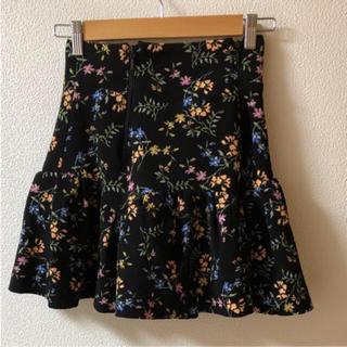 7fa79ca415d75 スナイデル(snidel)の snidel ♥春先取り商品 ♥ミニスカート 花